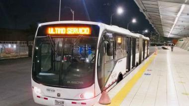 Transmetro operará con normalidad durante Semana Santa