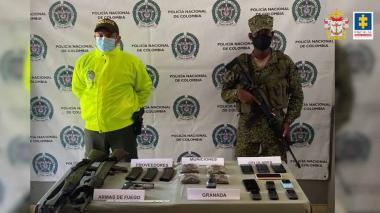 Fiscalía reporta 308 capturados en los Montes de María por microtráfico