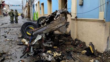 Hasta $200 millones por información de implicados en atentado en Cauca
