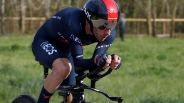 Adam Yates ganó la Vuelta a Cataluña
