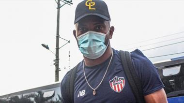 Junior visitará a Jaguares sin Ángel y sin Borja, pero con Edwin Velasco