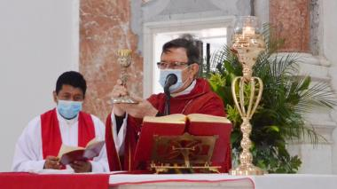 Iglesia de Sucre hace llamado a cuidarse y cuidar de los demás