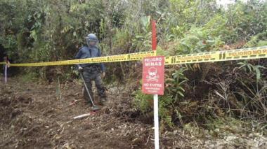 1.500 indígenas están confinados en Frontino por minas