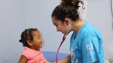 La Fundación Cardioinfantil tiene lista su brigada para salvar niños