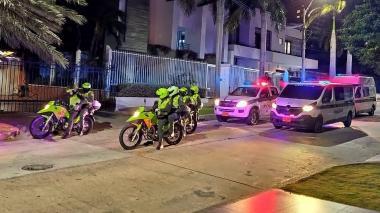 Toque de queda y ley seca desde las 6 p. m. en Barranquilla