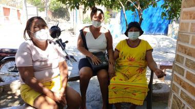Mujer dada por muerta en Santa Marta pide que la 'revivan' para vacunarse