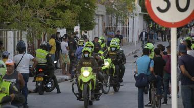 Las zonas del Caribe que tendrán intervención policial ante inseguridad