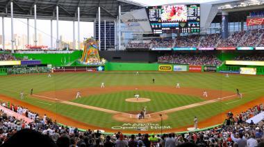 El estadio de los Marlins en Miami se llamará LoanDepot Park