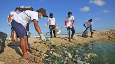 """Jornada """"Colombia Limpia"""" realizó actividad en La Guajira"""