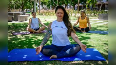 Libera tu mente y recobra la calma con la respiración y la meditación