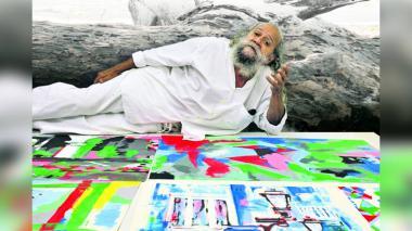 El mundo del arte lamenta la partida del pintor barranquillero Eduardo Celis