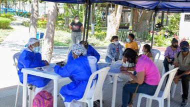 Conozca dónde puede hacerse la prueba de covid gratis en Barranquilla