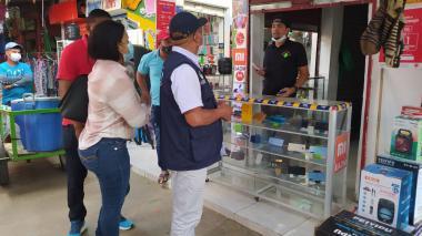 Comerciantes de Riohacha en contra del cierre parcial de los mercados