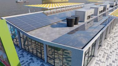 Distrito elige aliados para salto a energías renovables