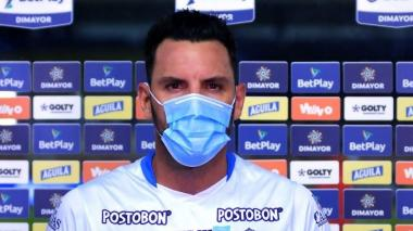 """Nos vamos calientes, necesitábamos ganar"": Sebastián Viera"