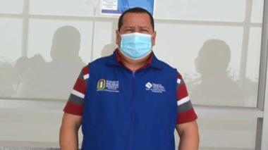 Secretario de Salud de Soledad, intubado por covid-19