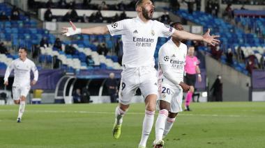 El Real Madrid se enfrentará ante el Liverpool