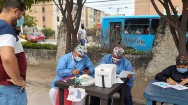 Santa Marta pide al Gobierno prioridad en envío se vacunas