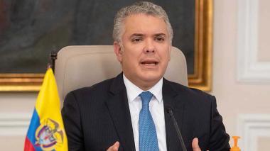 Productos básicos alimenticios no tendrán IVA del 19%, dice presidente Duque