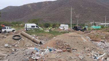Santa Marta: encuentran granada en techo de casa