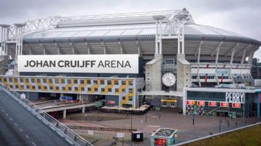 Los partidos de la Eurocopa en Ámsterdam tendrán público