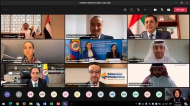 MYPIMES en Colombia beneficiadas con donación de Emiratos Árabes Unidos