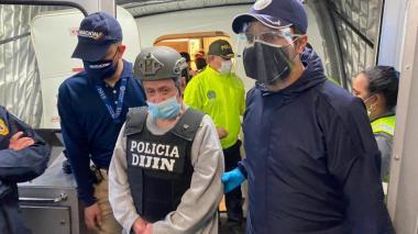 Niegan libertad a exparamilitar Hernán Giraldo