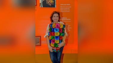 Entrevista con Carla Celia tras su salida de Carnaval SA