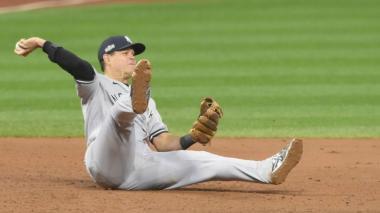 Giovanny Urshela es activado de la lista de lesionados en los Yankees