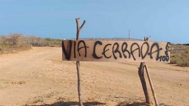 Vía a la Alta Guajira será pavimentada