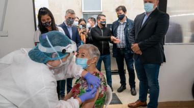 Colombia llega a tres millones de vacunados