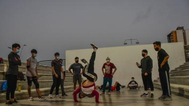 Break dance: movimiento artístico
