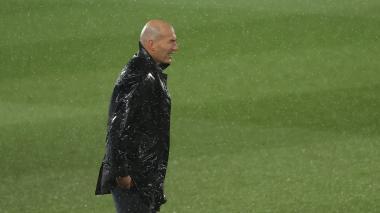 Zidane asegura que Real Madrid mereció la victoria