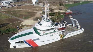 Dimar refuerza la 'vigilancia' sobre el río Magdalena