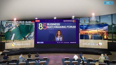Inicia  Macrorrueda de negocios 2021