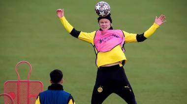 Borussia Dortmund vs. Manchester City