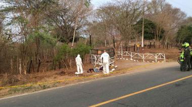Asesinan a mototaxista en Juan de Acosta