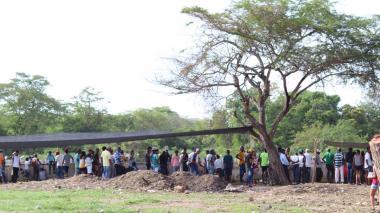 Torneo de béisbol genera aglomeración en un pueblo de Bolívar