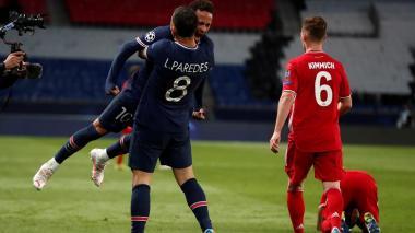El PSG da el golpe y destrona al campeón Bayern
