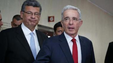 La magistrada que decidirá en el caso de Álvaro Uribe