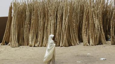 Mueren más de 25 niños en un incendio en Níger