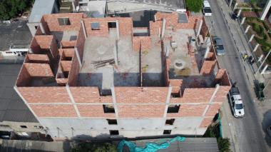 Tres capturados en obras suspendidas de edificio en Cartagena