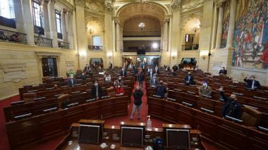 Gobierno radica reforma tributaria ante el Congreso