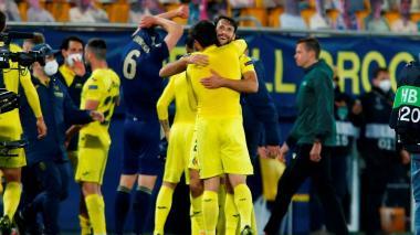 Villarreal-Arsenal y Manchester-Roma, las semifinales de la Liga de Europa