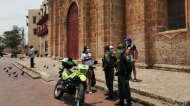 Cartagena prepara medidas más restrictivas para contener creciente covid-19