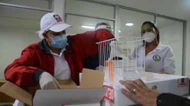 La Guajira recibe 16.471 vacunas contra covid-19