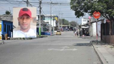 Asesinan a un hombre en el barrio La Luz