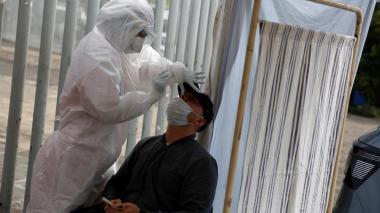Casos de covid en Barranquilla y el Atlántico este 18 de abril