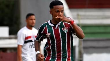 Jugadas de Kayky, la joven estrella del Fluminense