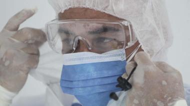 Distrito entregó elementos para la protección del talento humano en salud